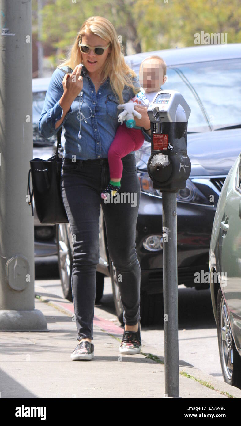 Busy Philipps Out And About With Daughter Cricket Featuring