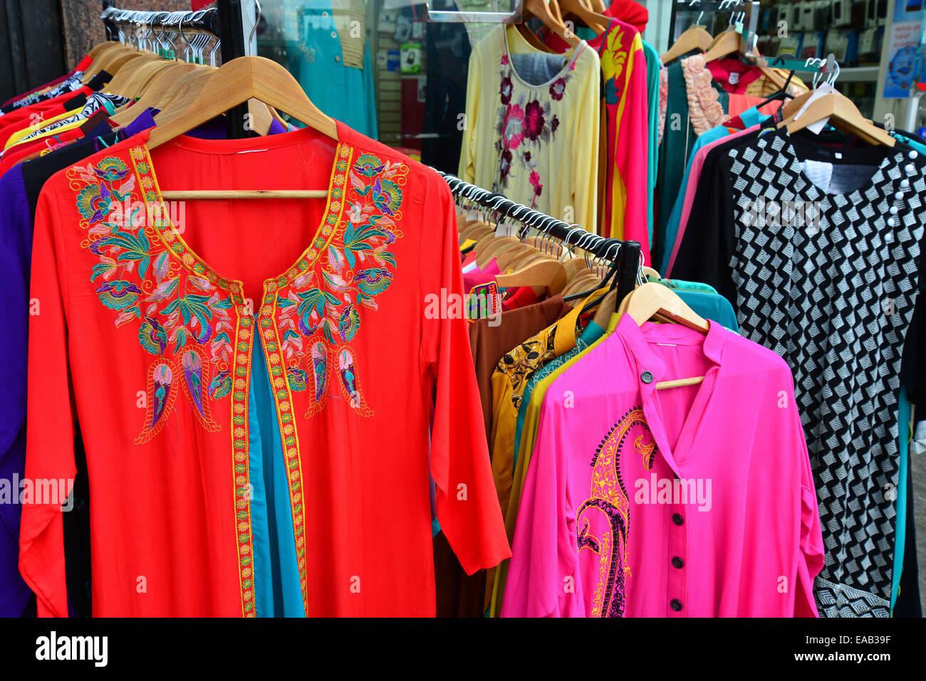 Indian Clothes Stock Photos Indian Clothes Stock Images Alamy