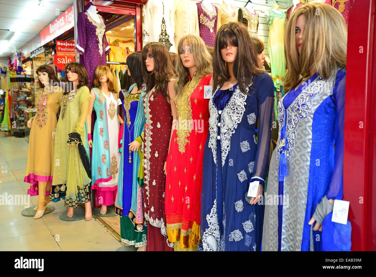 Asian Fashion Shops Bradford