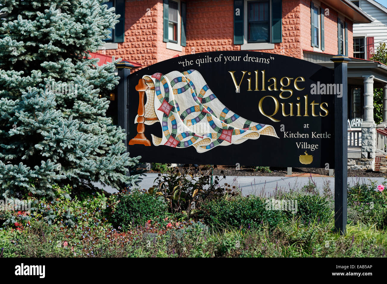 Quilt Shop At Kitchen Kettle Village Ronks Lancaster