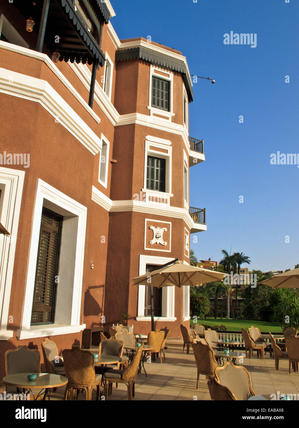 The Old Building Of The Sofitel Legend Old Cataract Hotel Aswan