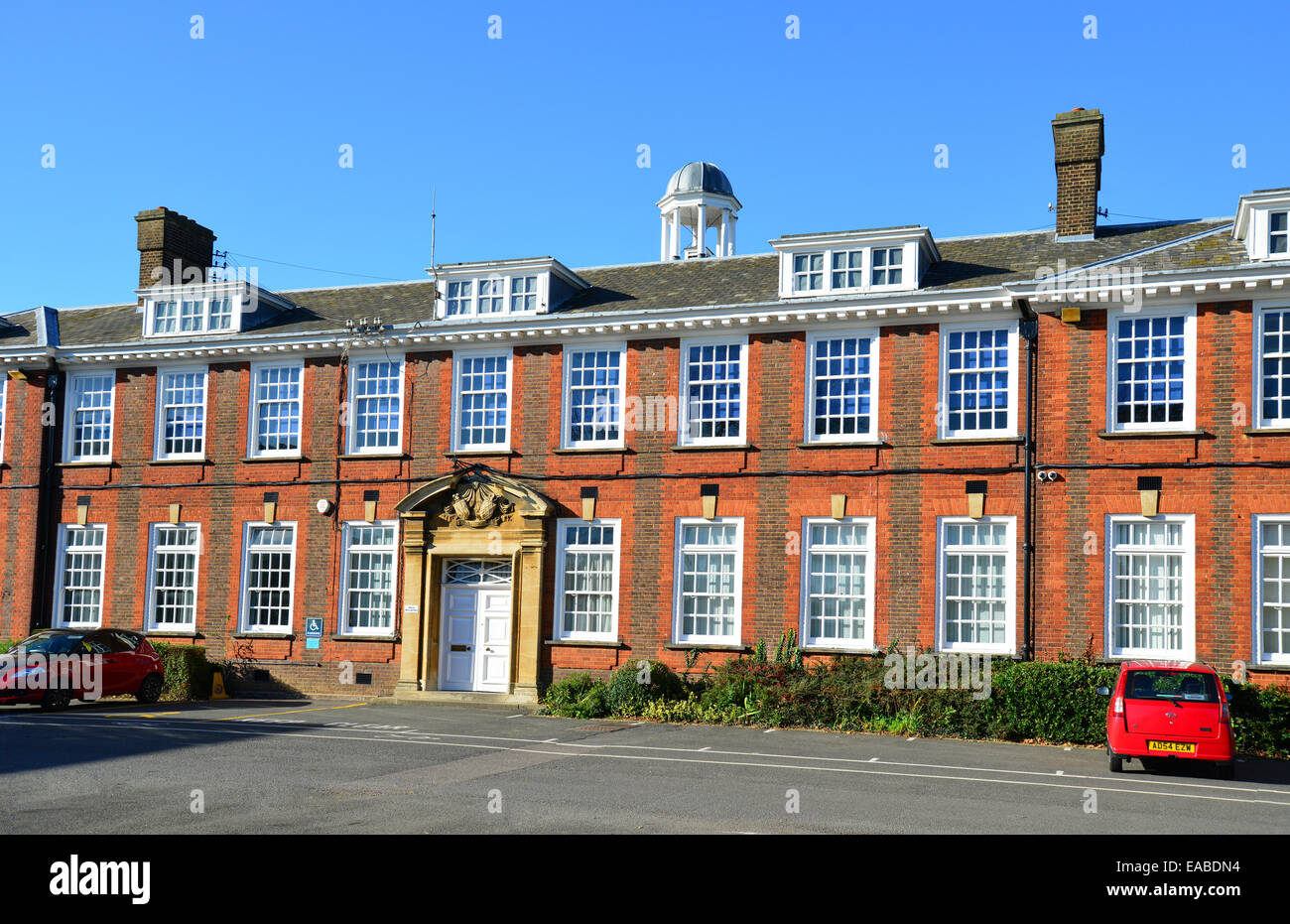 Watford Grammar School for Boys, Rickmansworth Road, Watford, Hertfordshire, England, United Kingdom - Stock Image