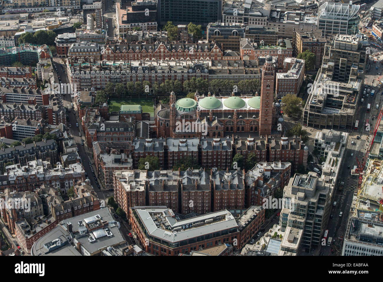 Archbishop Of Westminster London Uk Stock Photos
