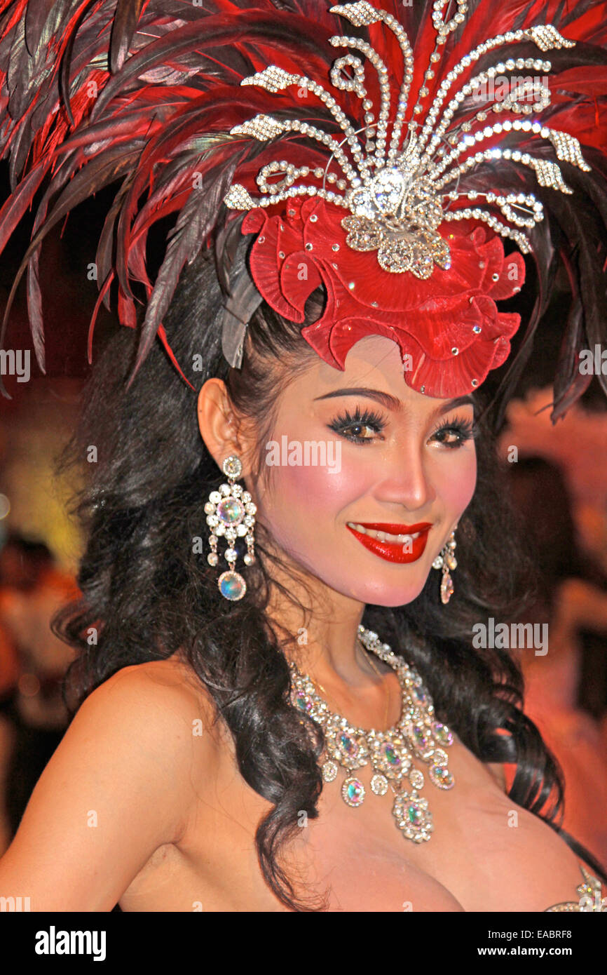 Ladyboy show phuket thailand-6501