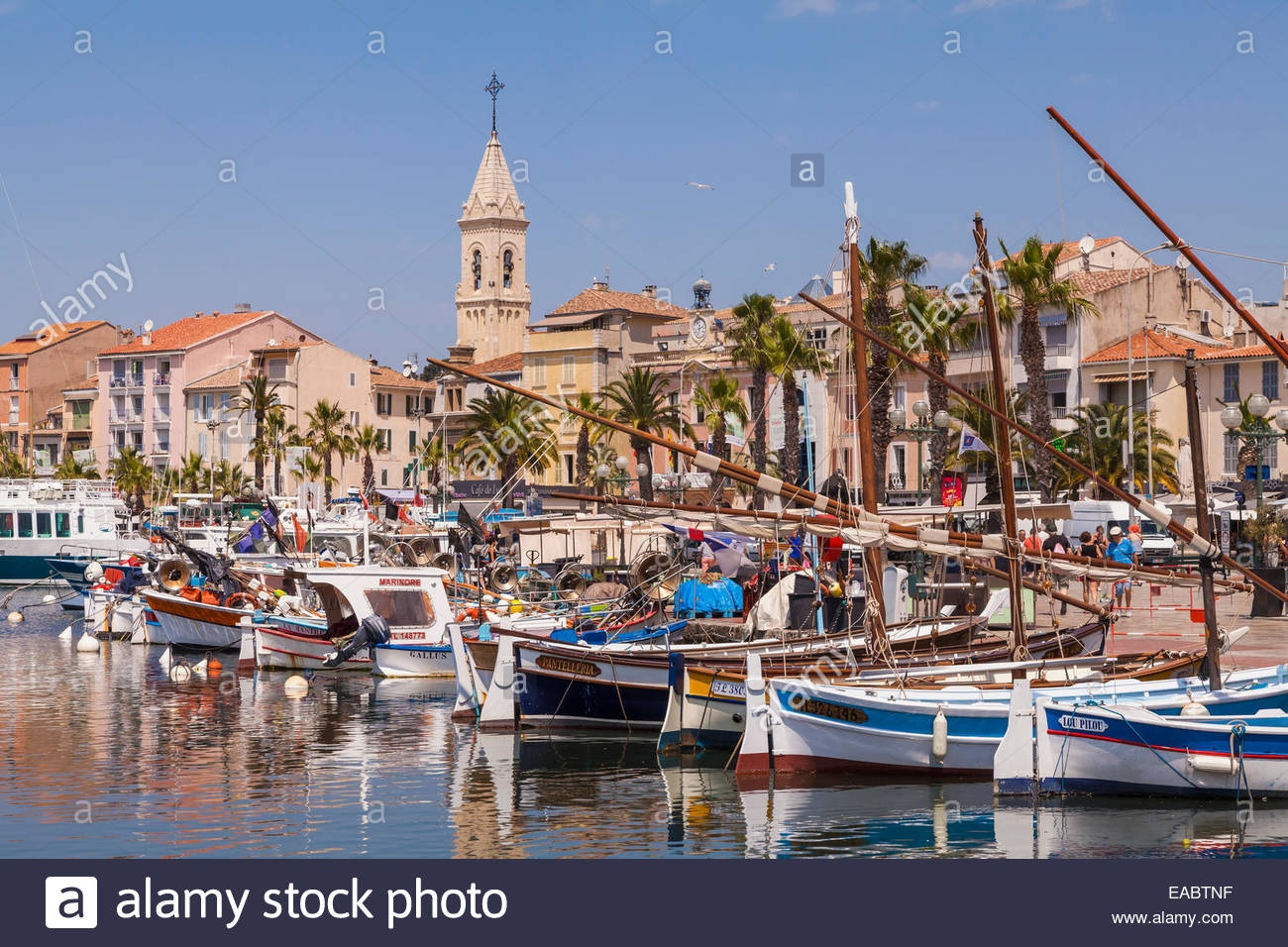 France provence alpes cote d 39 azur department var sanary sur mer stock photo 75248923 alamy - Chambres d hotes sanary sur mer ...