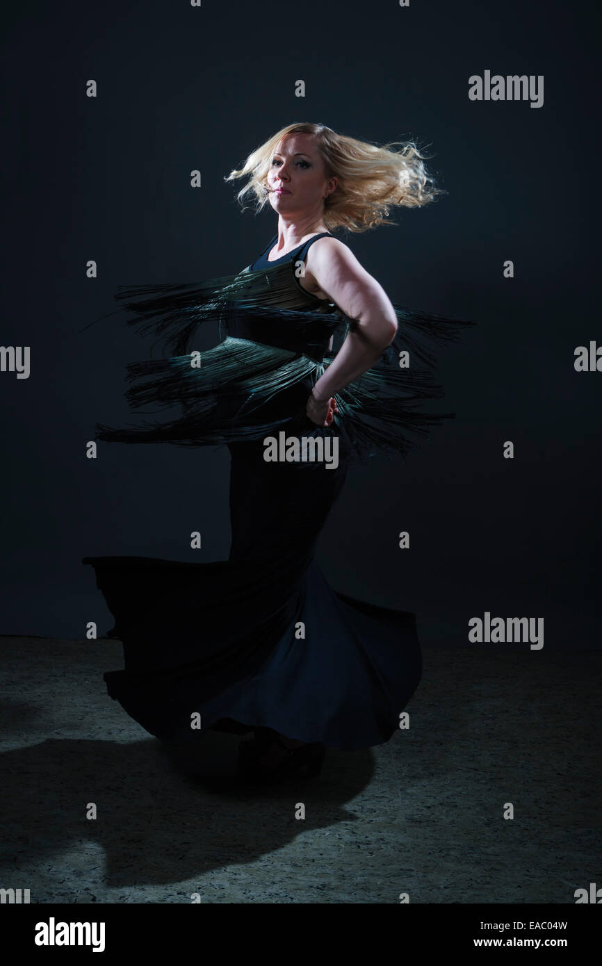 Flamenco - Stock Image