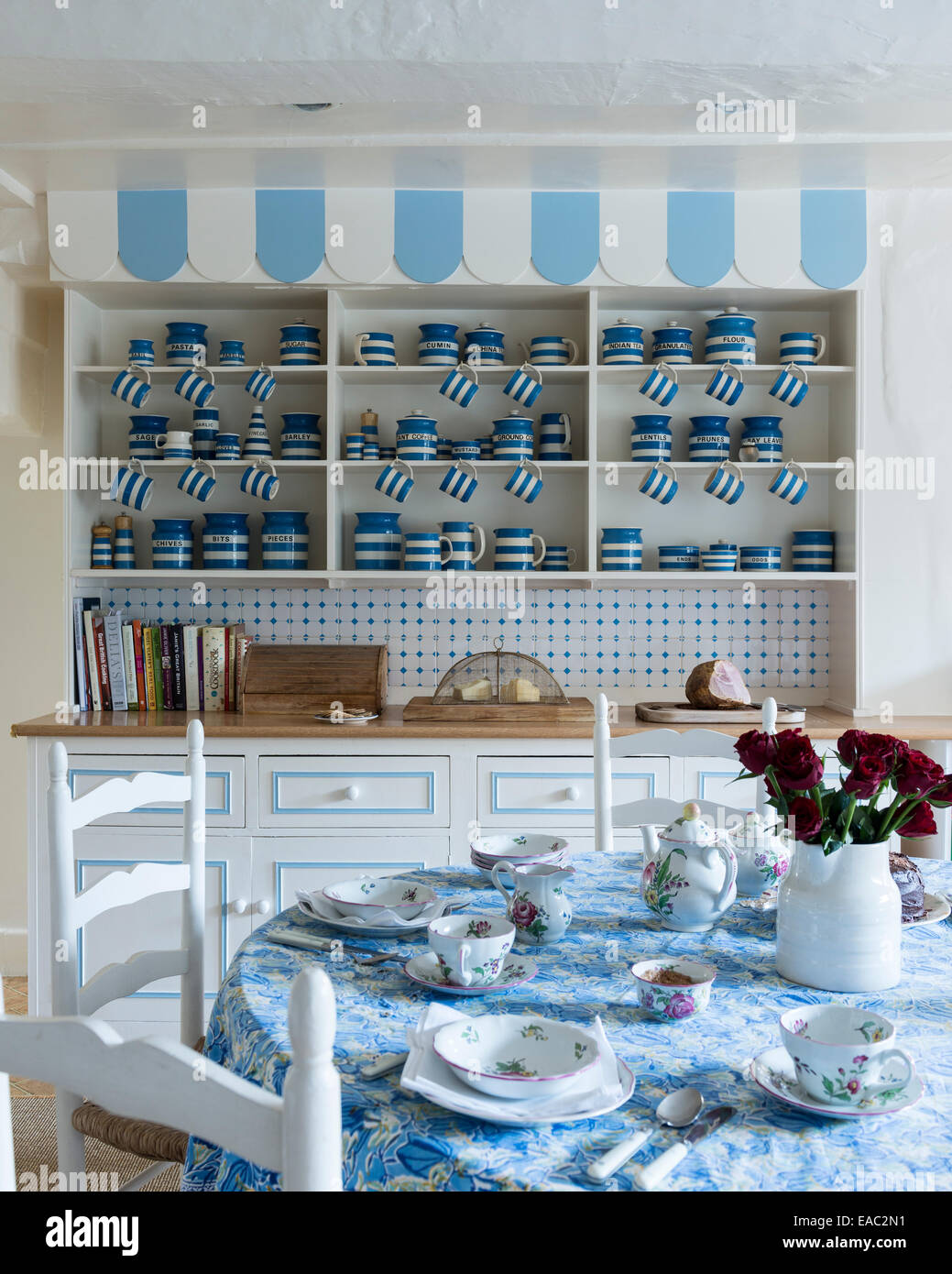 Cornishware Stock Photos & Cornishware Stock Images - Alamy