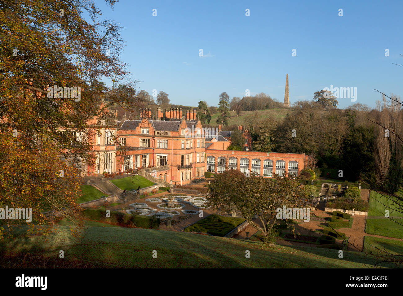 The Menzies Welcombe Hotel and Spa, Stratford upon Avon, Warwickshire England UK - Stock Image