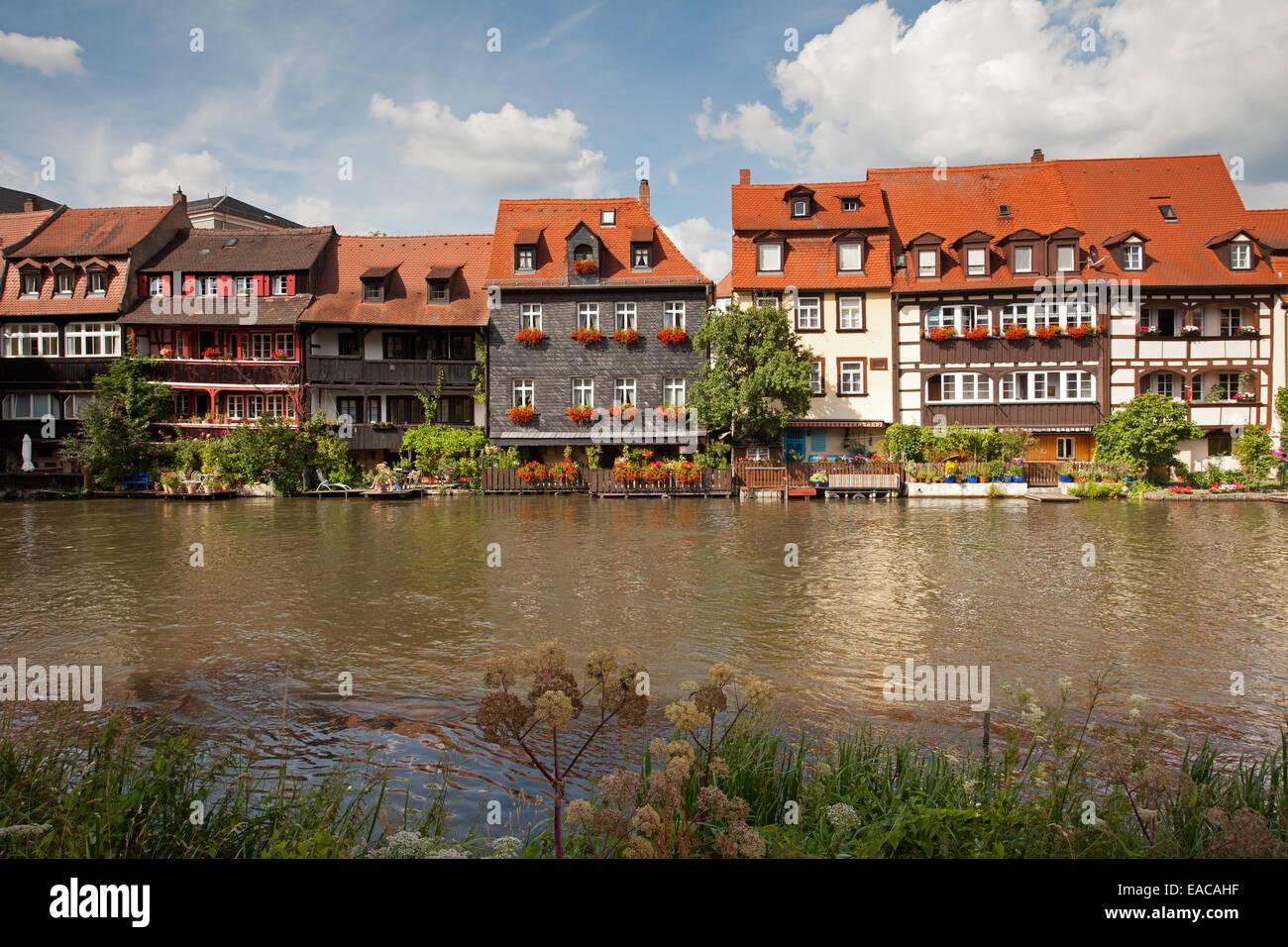 Bamberg: Klein-Venedig - Stock Image