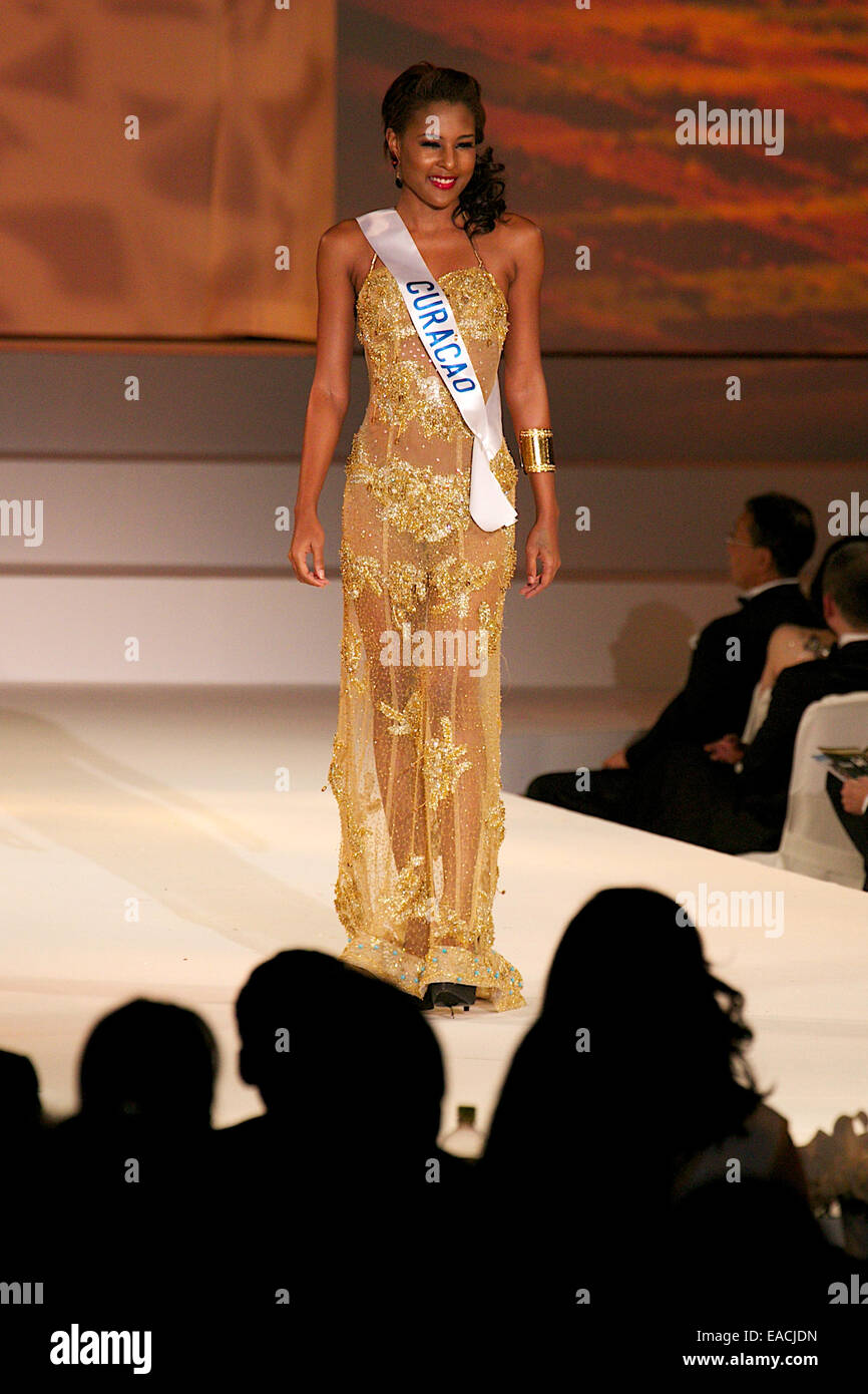 Miss Curacao Stock Photos & Miss Curacao Stock Images - Alamy