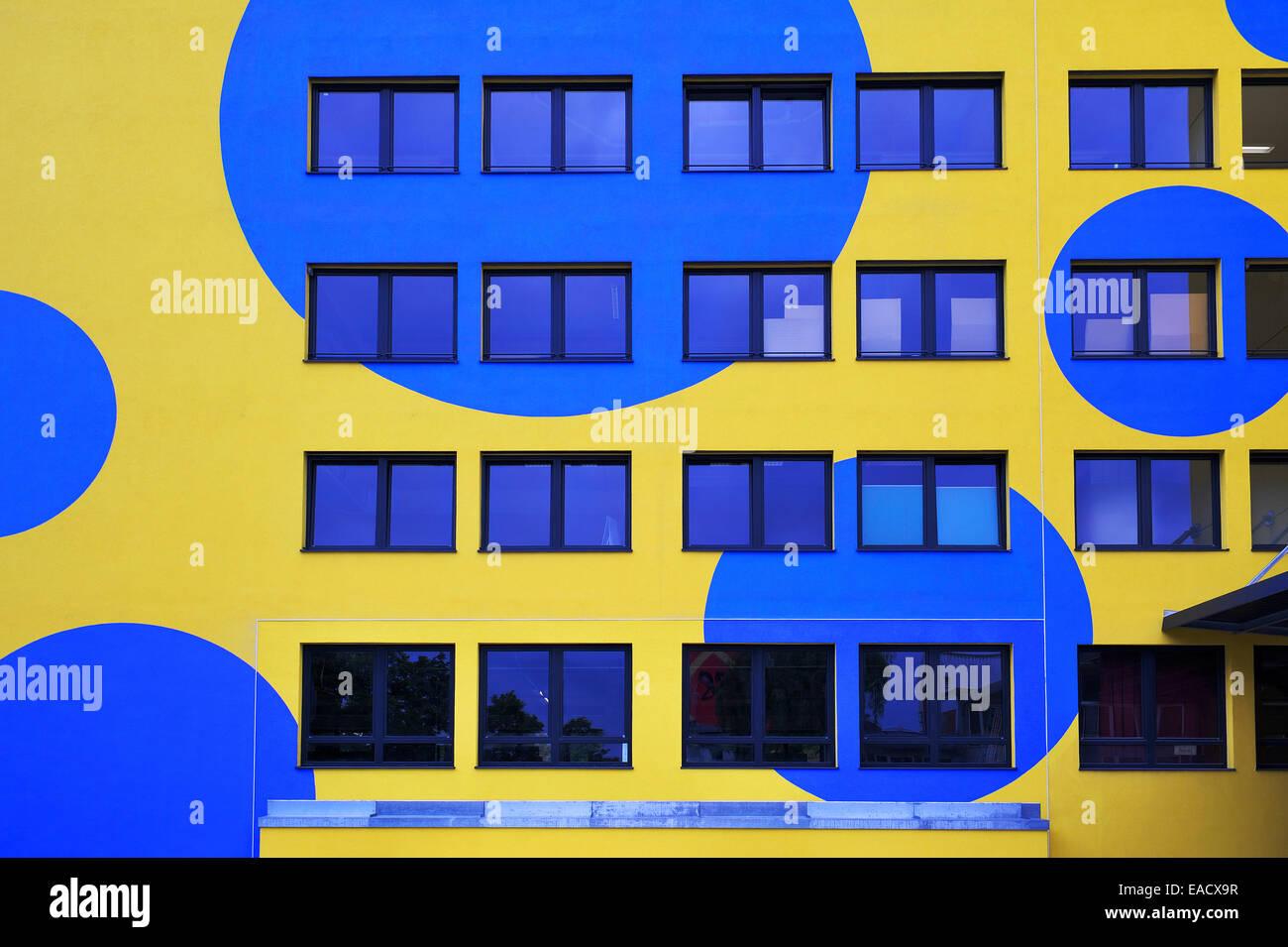 Kistler Hof, Das Kreative Areal, a redevelopment site for creative industries, Munich, Upper Bavaria, Bavaria, Germany - Stock Image