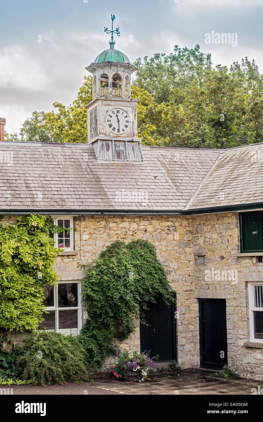 The Old Stables St. Fagan's Cardiff Glamorgan UK - Stock Image