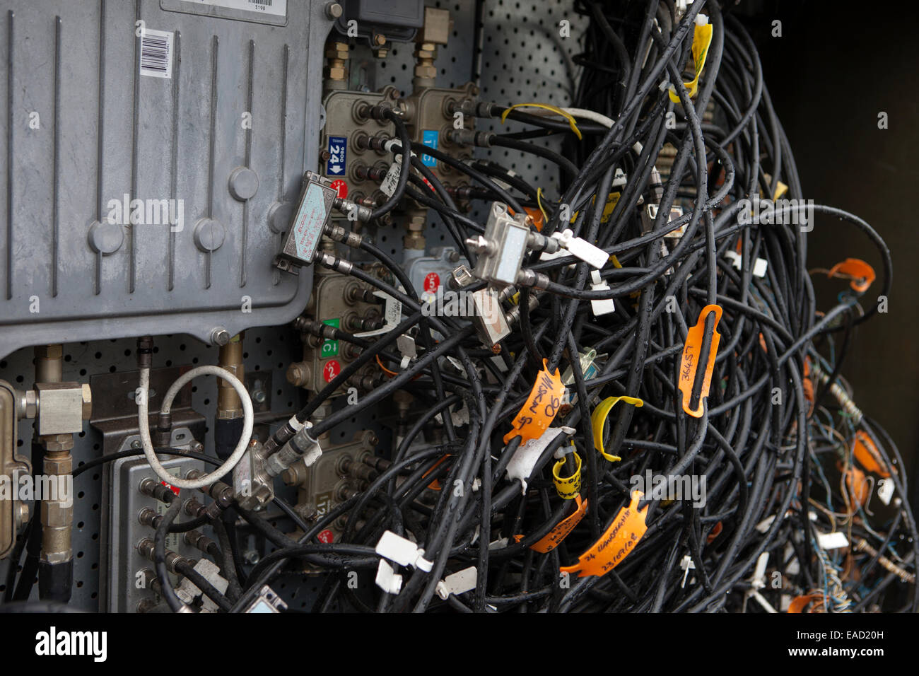Cable And Satellite Installation Jointing Box Stock Photo 75274993 External Junction Wiring