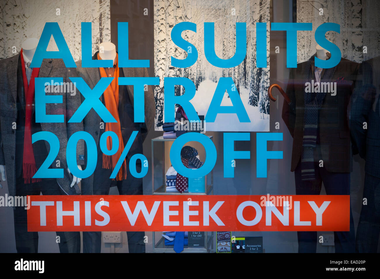 All Suits Extra 20 Twenty Percent Off High Street Shops Stores With