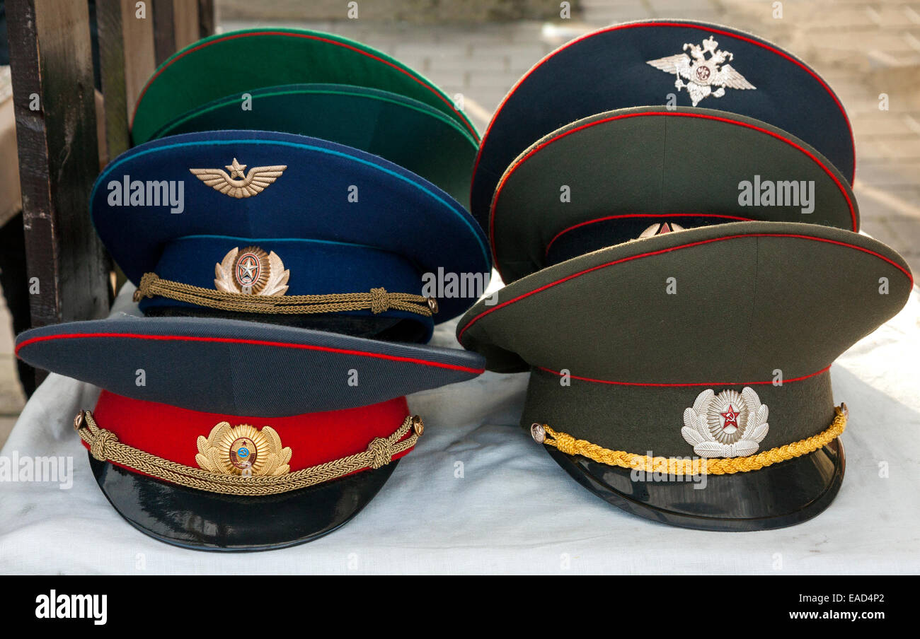 d909211f4b877 Soviet Military Cap Stock Photos & Soviet Military Cap Stock Images ...