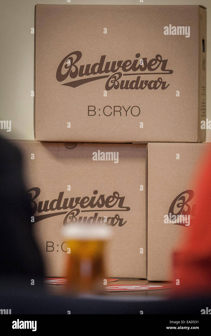 Cryo Beer Stock Photos & Cryo Beer Stock Images - Alamy