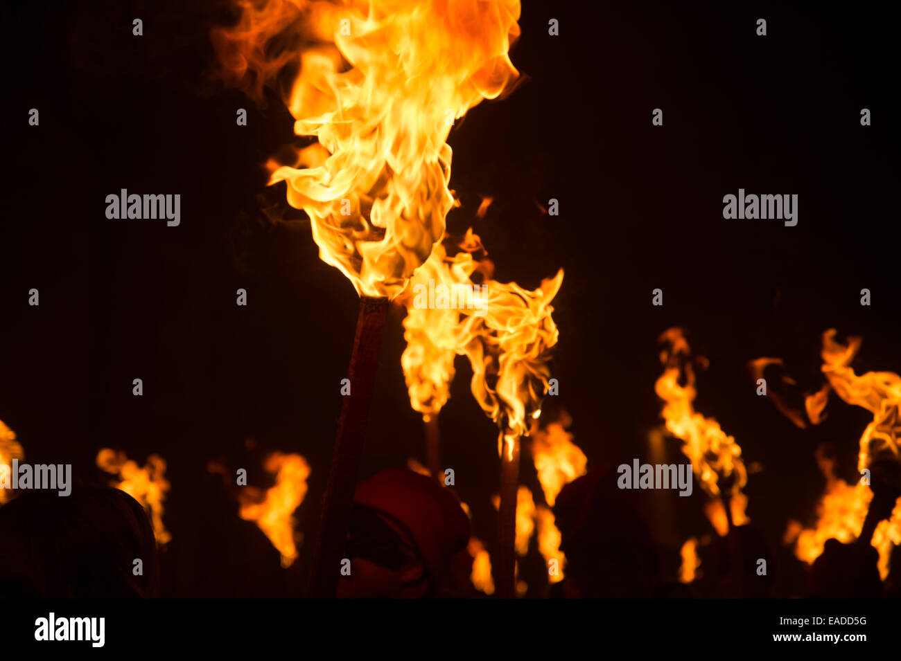 Guy Fawkes Night Stock Photos and Images
