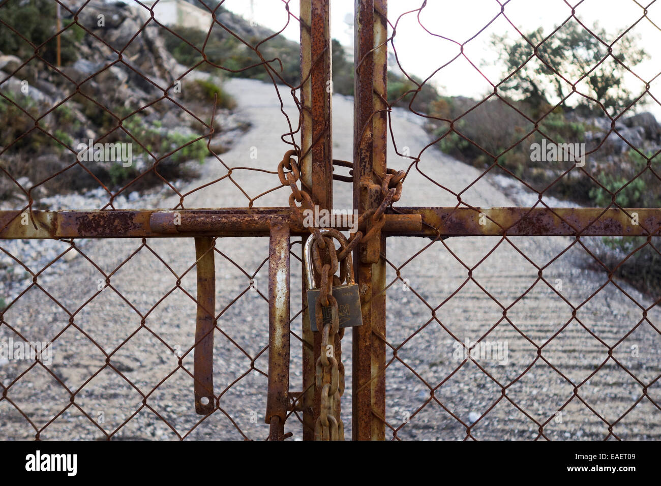 Old Wire Fence Gate - WIRE Center •