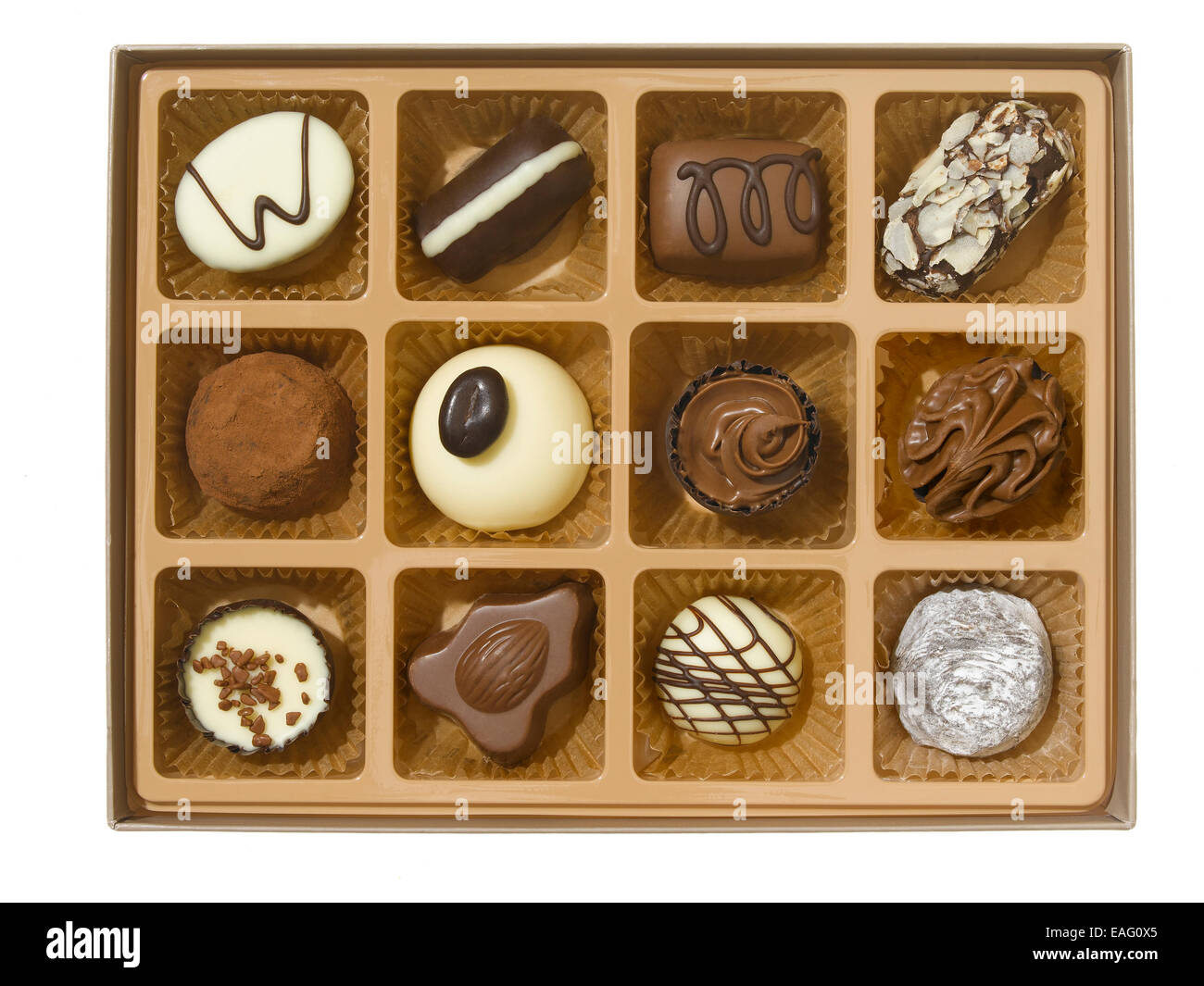 Beautiful Box Of Chocolate Stock Photos Beautiful Box Of Chocolate