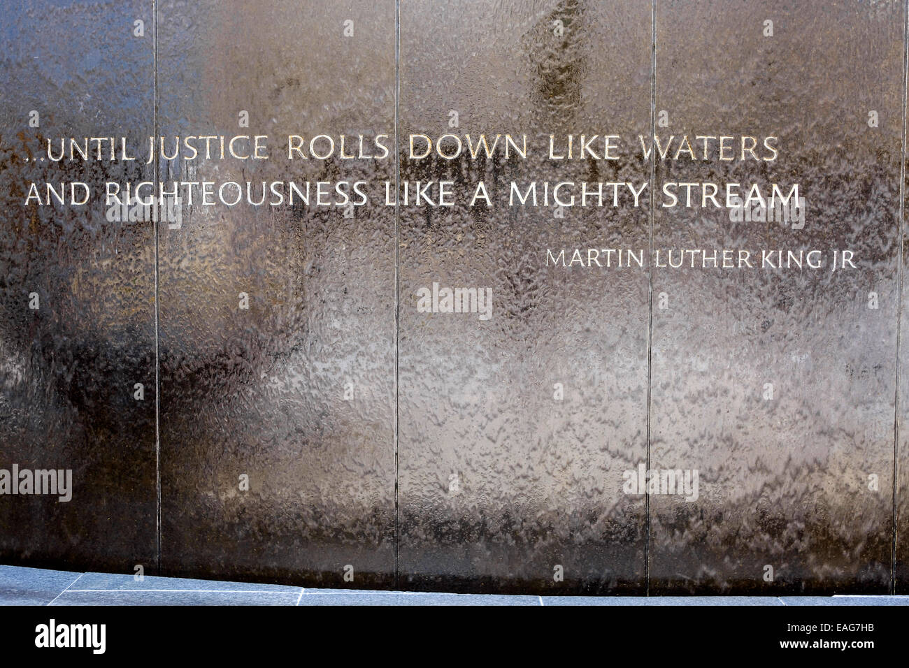 The Civil Rights Memorial Center in Montgomery Alabama - Stock Image