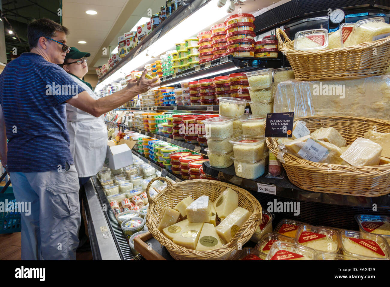 Supermarket Cheese Display Stock Photos Amp Supermarket