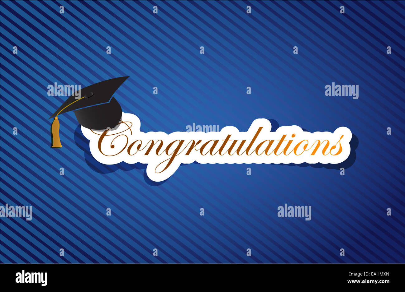 education congratulations sign background stock photo 75377645 alamy