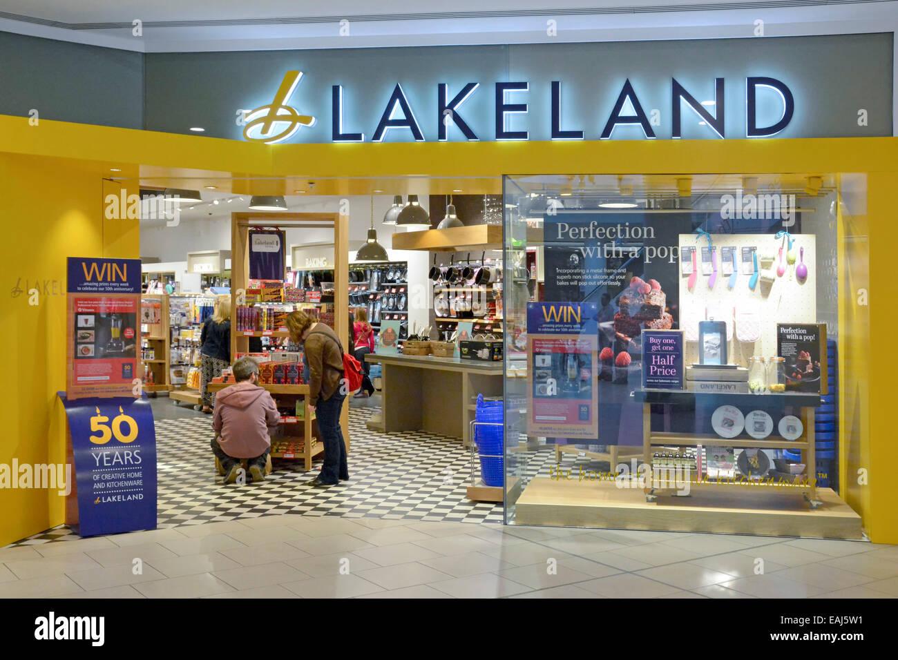 Lakeland Kitchen Stores Uk