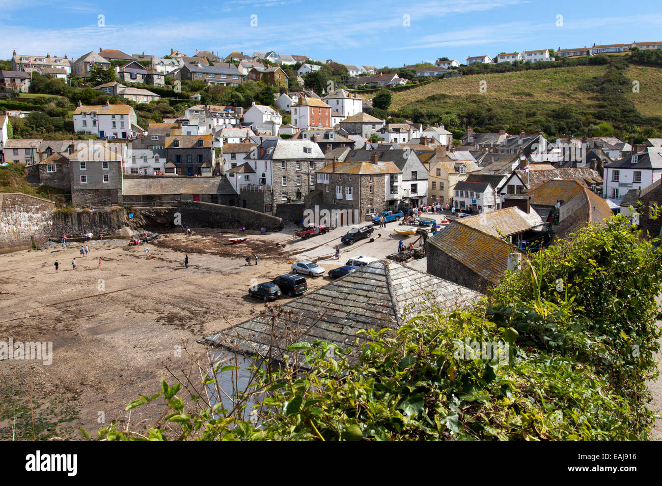 port isaac cornwall england u k the location for the. Black Bedroom Furniture Sets. Home Design Ideas