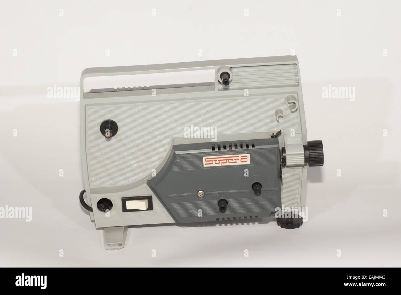 A Gioca Royal Milano Super 8mm automatic cine projector - Stock Image