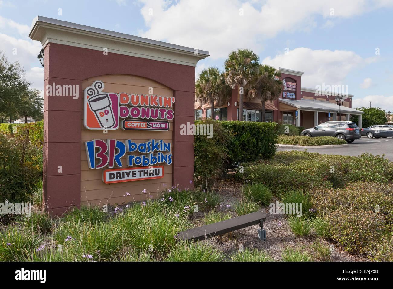Dunkin Donuts Test Kitchen