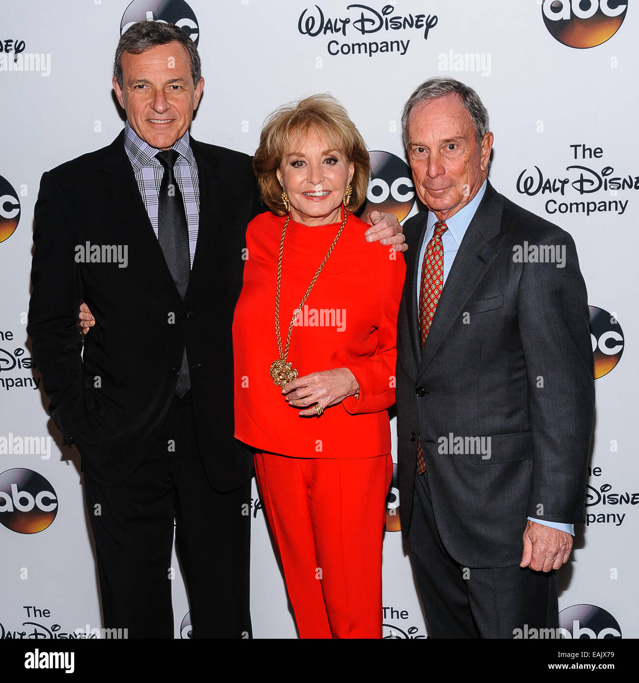 Is barbara walters dating michael bloomberg