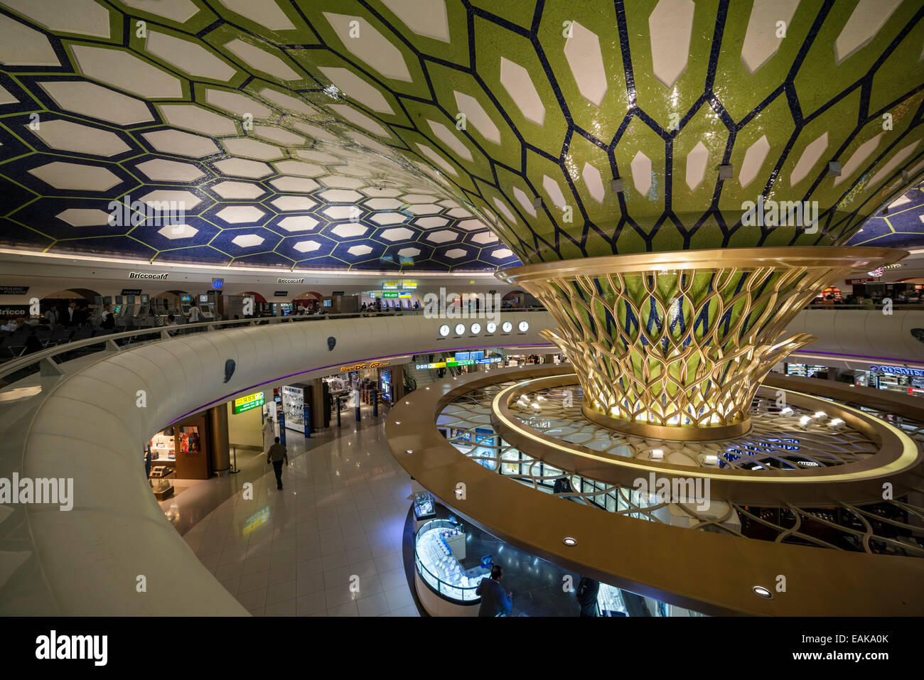 Inside the old abu dhabi international airport abu dhabi for International decor company abu dhabi