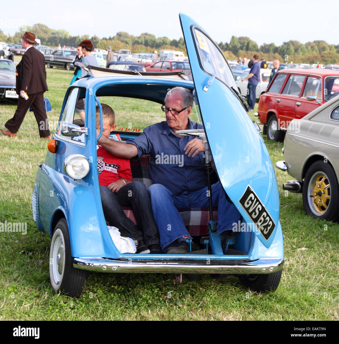 1960s Bubble Car Stock Photos & 1960s Bubble Car Stock Images - Alamy
