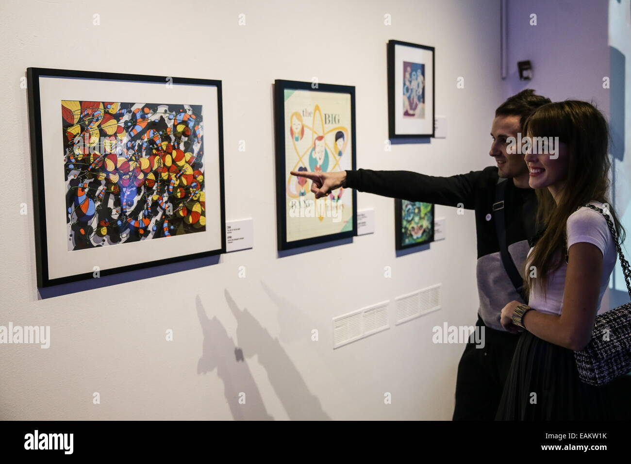 In Moscow, an exhibition dedicated to the half-century anniversary of James Bond 13.10.2012 1