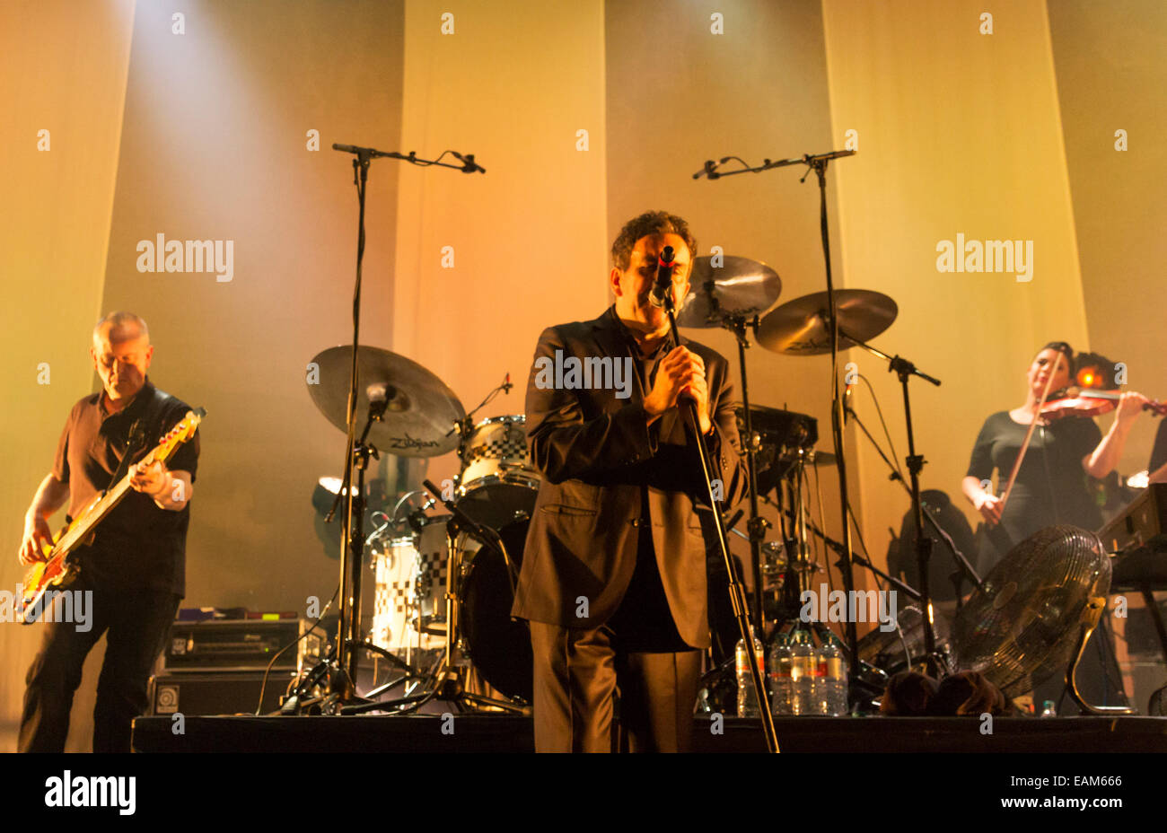 The Specials Live Performance - The Roundhouse Camden - London - Stock Image