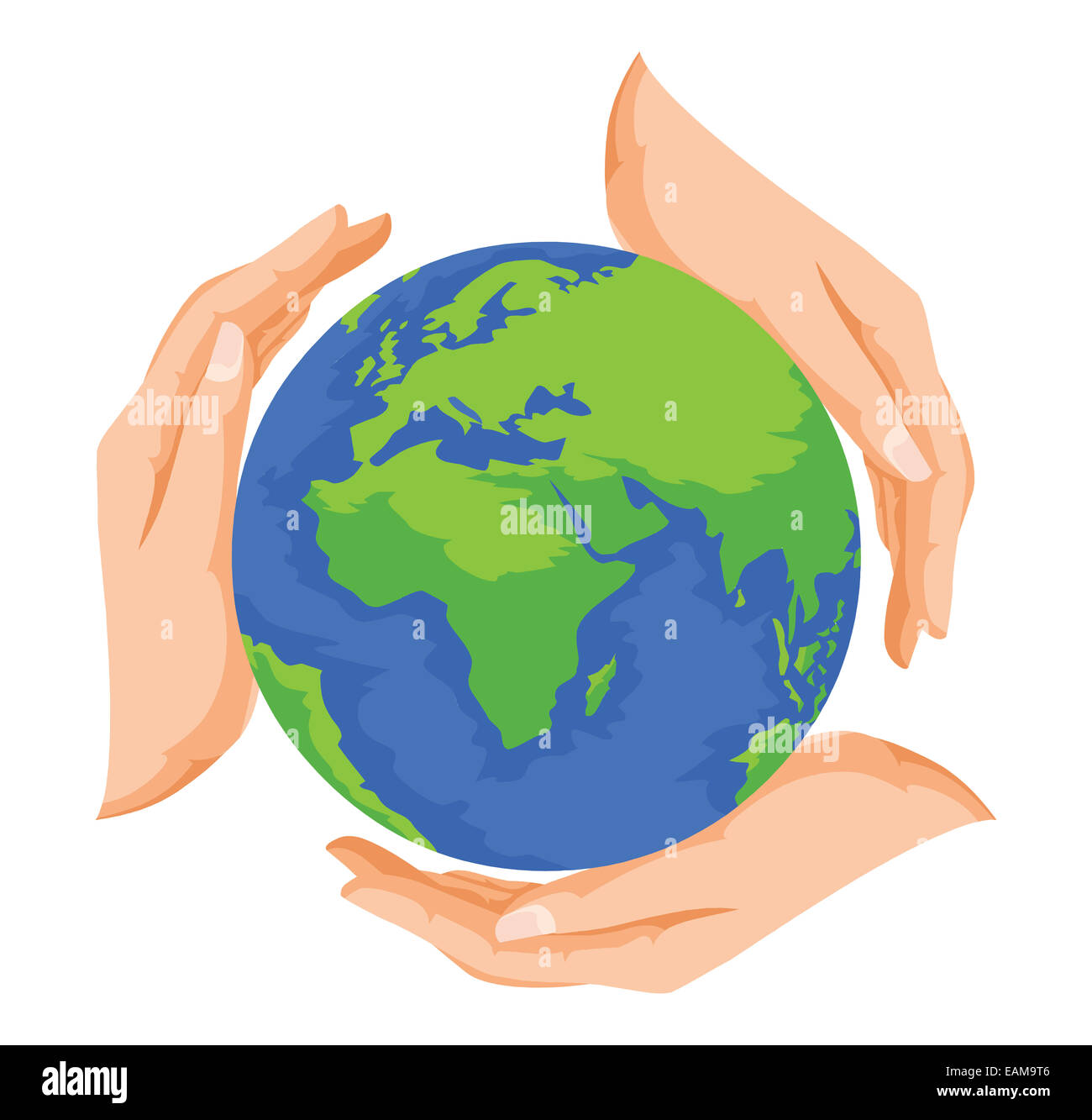 save the earth images  Saving Earth Cut Out Stock Images