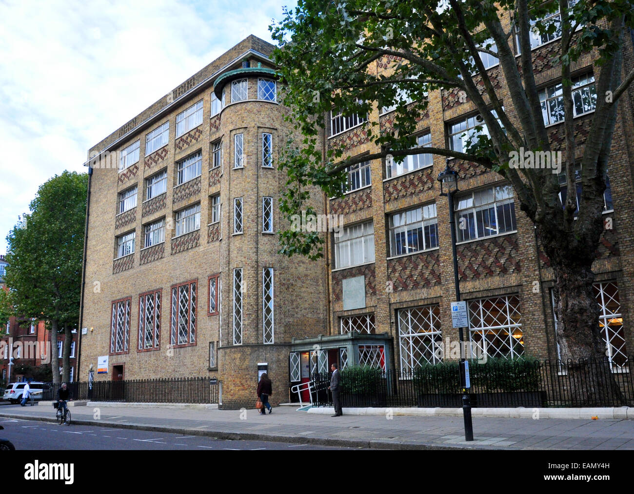 Kings College Westminster  Vincent Square London UK - Stock Image