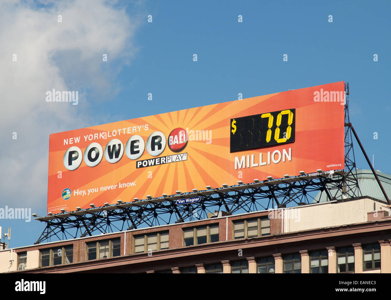 New York Lottery Stock Photos & New York Lottery Stock Images - Alamy