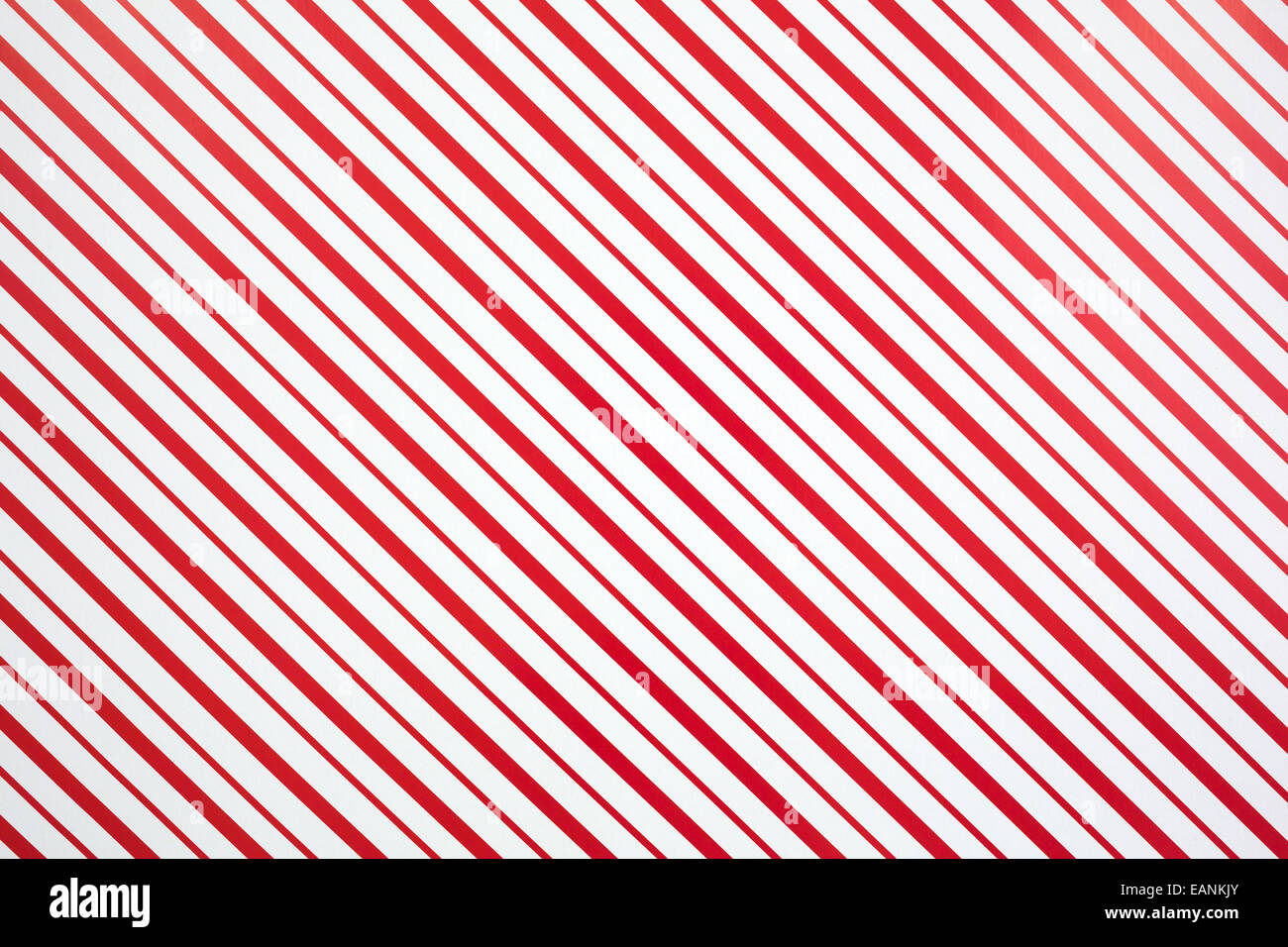 A red and white striped Christmas pattern Stock Photo ...