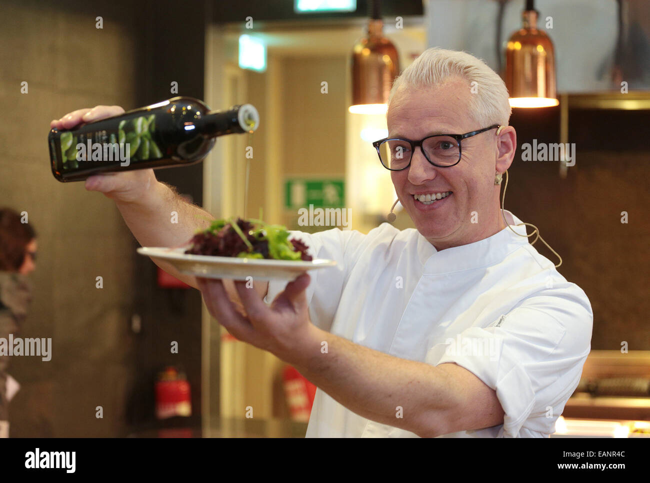 Rudolph van Veen, Dutch TV chef and cookbook author, best