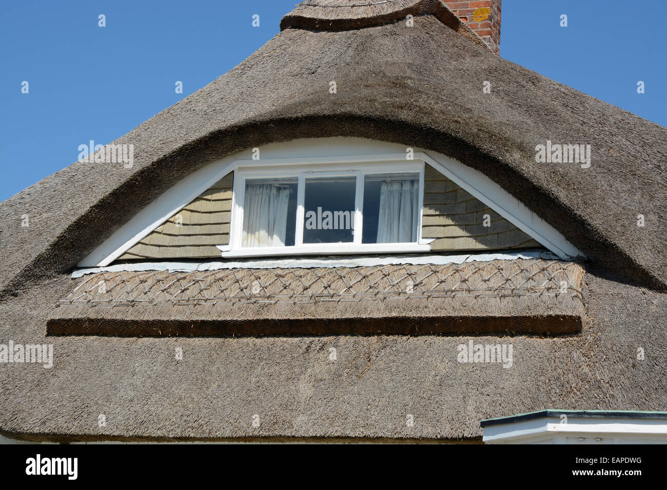 Thatched Eyebrow Roof Stock Photos Thatched Eyebrow Roof Stock