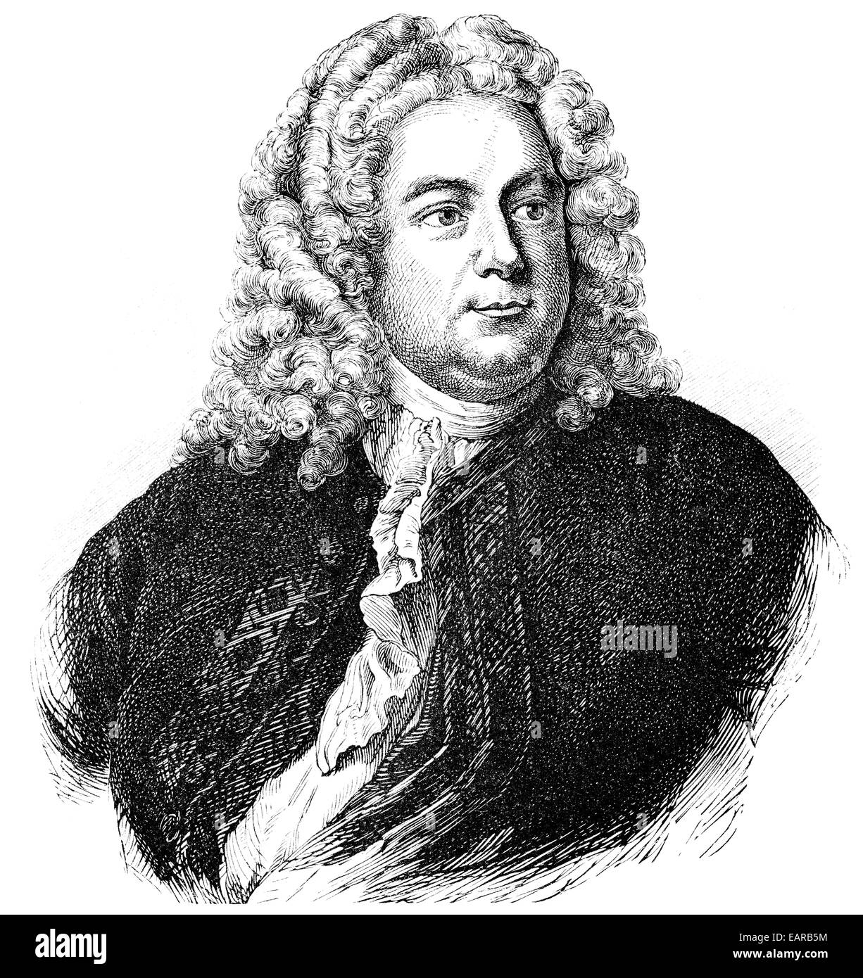 george f handel George frideric handel (1685 - 1759) born in the german town of halle in 1685, handel studied briefly at the university of halle before moving to hamburg in 1703, where he served as a violinist in the opera orchestra and subsequently as harpsichordist and composer.