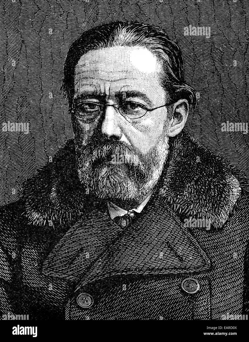 Bedrich Smetana Portrait Stock S & Bedrich Smetana Portrait