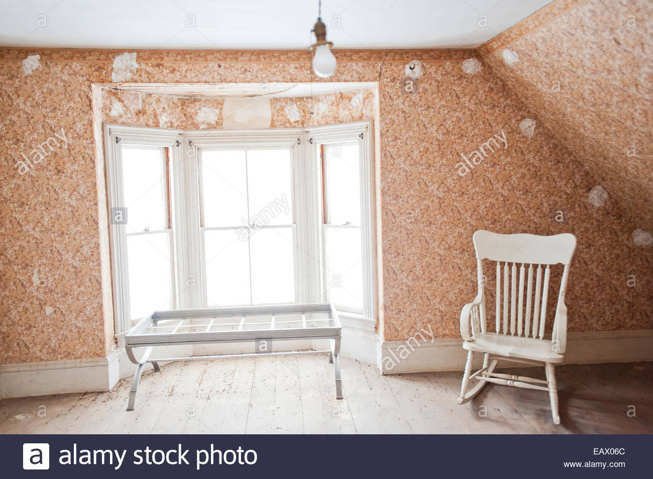 Super A Chair In An Empty Abandoned Victorian Room Stock Photo Download Free Architecture Designs Griteanizatbritishbridgeorg