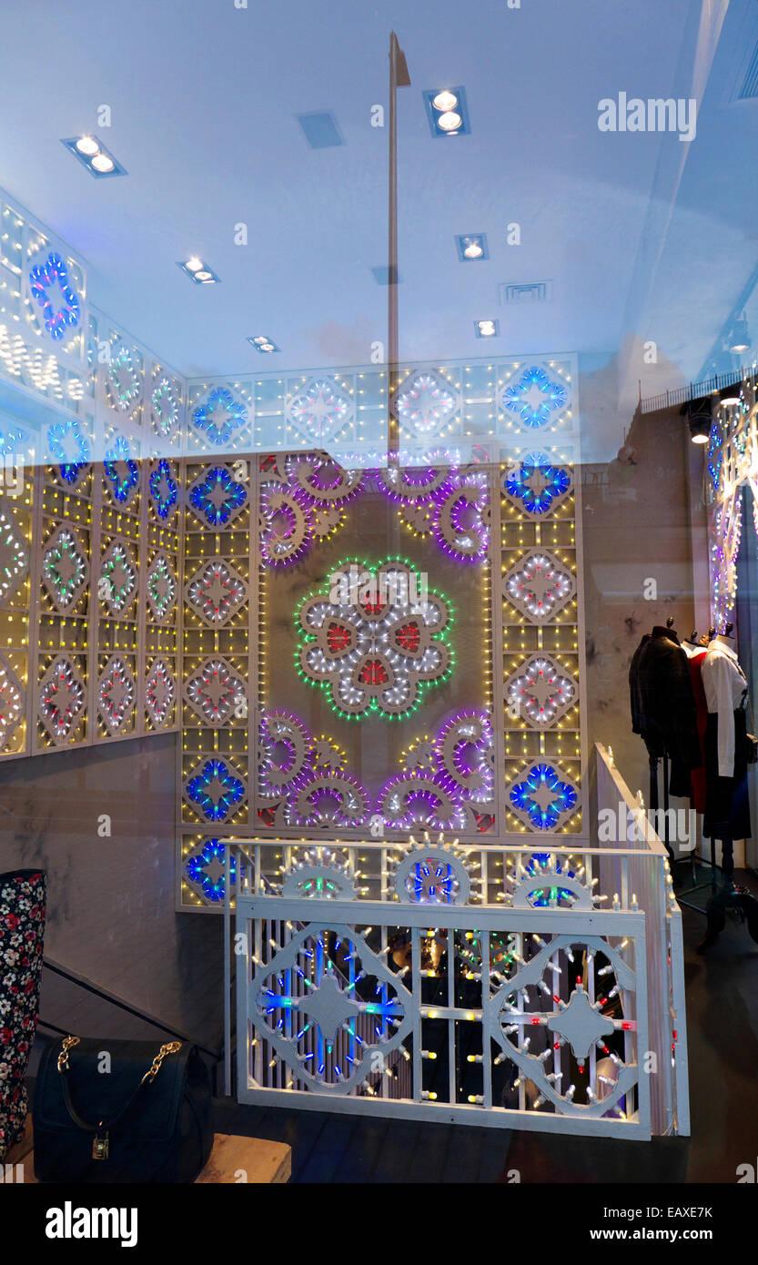 Spain Catalonia Barcelona Dolce Garbana luxury lifestyle products - Stock Image
