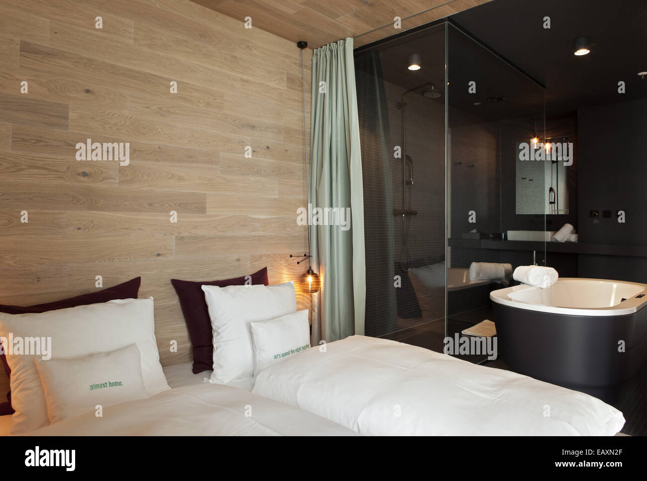 25hours hotel stock photos 25hours hotel stock images alamy. Black Bedroom Furniture Sets. Home Design Ideas