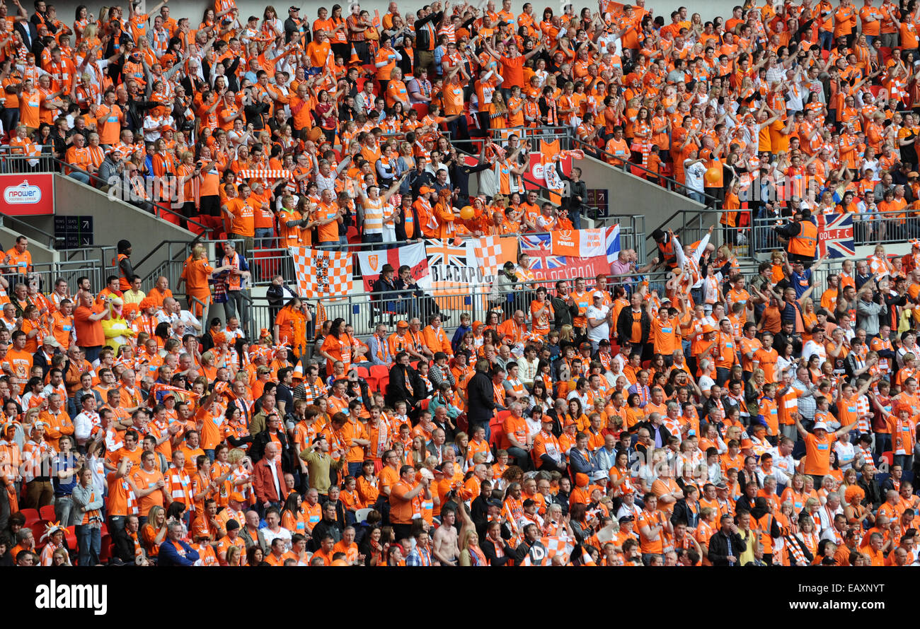 Blackpool Football Club High Resolution Stock Photography And Images Alamy