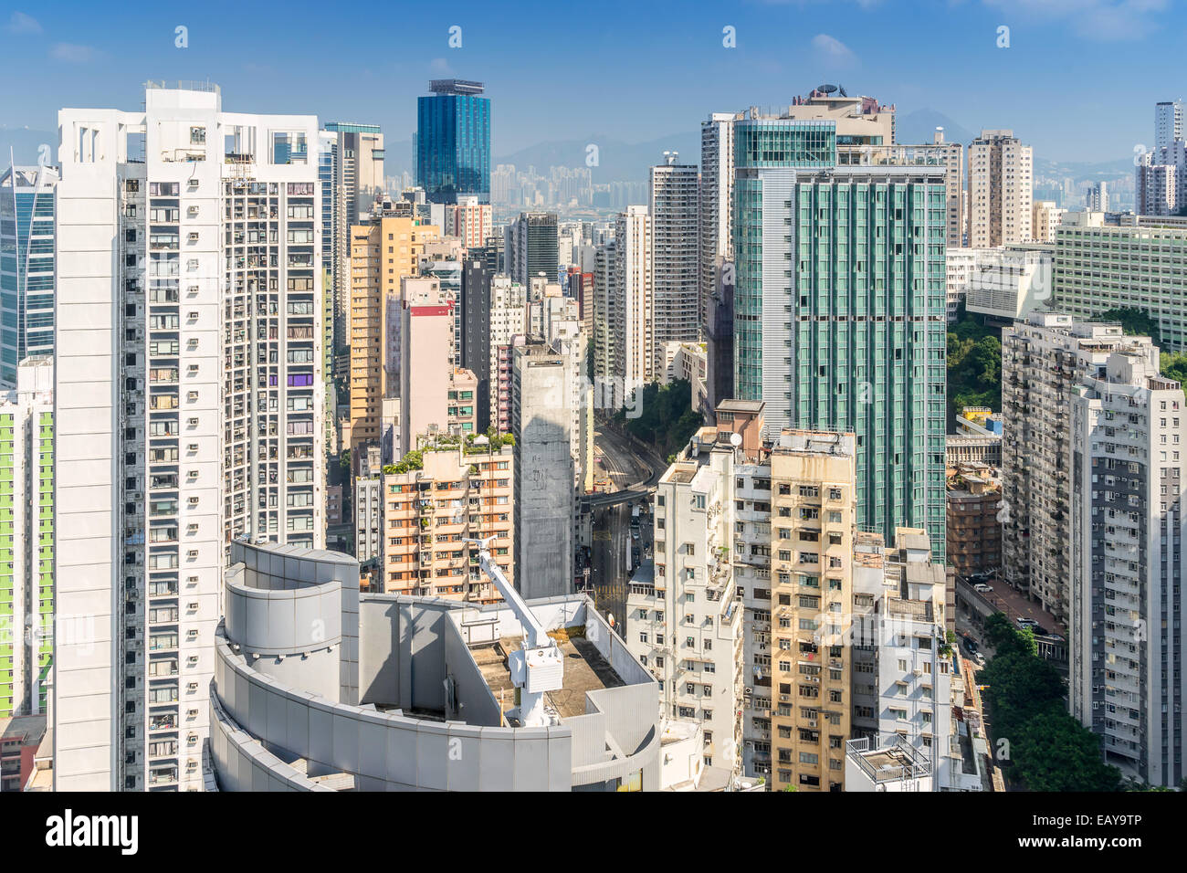 causeway bay hong kong harbour stock photos causeway bay hong kong harbour stock images alamy. Black Bedroom Furniture Sets. Home Design Ideas