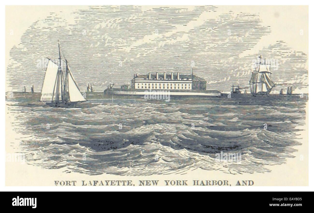 FORT LAFAYETTE NEW YORK HARBOR POLITICAL PRISONERS