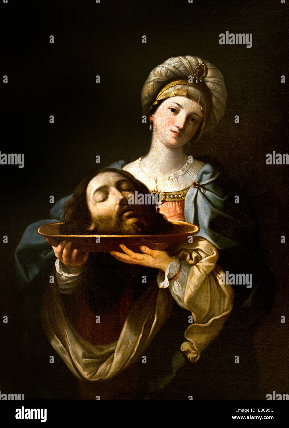 Bible Quotes About St John The Baptist: Salome With Saint John The Baptist `s Head On A Tray
